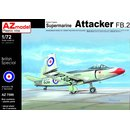 1/72 AZ Model Supermarine Attacker FB.2