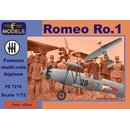 1/72 LF Models Romeo Ro.1 in Italian service early (3x camo)