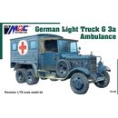 1/72 MAC Distribution Mercedes-Benz G3a German Light...