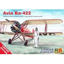 1/72 RS Models Avia Ba.422 resin fuselage with injection...