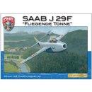 SAAB J-29F TUNNAN AUSTR