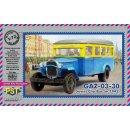 GAZ-03-30 SOVIET CITY BUS