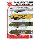 DOUGLAS C-47 SKYTRAIN OVE