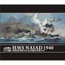 HMS NAIAD LIGHT CRUISER