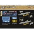1/700 Flyhawk: U-99 DKM U-Boat Type VIIB (2 kits in thee...