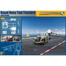 ROYAL NAVY TOW TRACTORS W