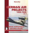 GERMAN AIR PROJECTS 1935-