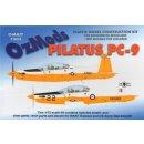 PILATUS PC-9 WITH DECALS
