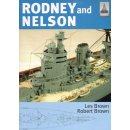 HMS RODNEY AND HMS NELSON