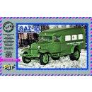 GAZ-55 AMBULANCE ( M.1938