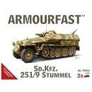 GERMAN SD.KFZ.251/9 STUMM