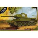 1/35 Academy: Russian WWII T-34/85 No. 112 Factory...