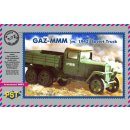 GAZ-MMM M.1943 SOVIET TRU