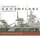 GERMAN NAVAL CAMOUFLAGE V