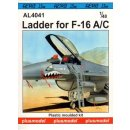 1/48 Plus Model LADDER FOR F-16A/F-16C