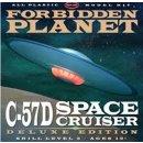 FORBIDDEN PLANET C-57D DE
