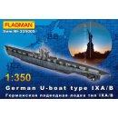 U-BOAT TYPE IXA/IXB. U-BO