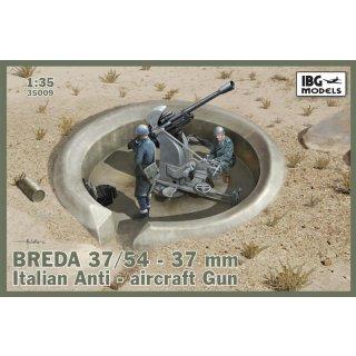 BREDA 37/54 37MM ITALIAN