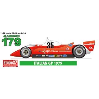 ALFAROMEO 179 ITALIAN GP