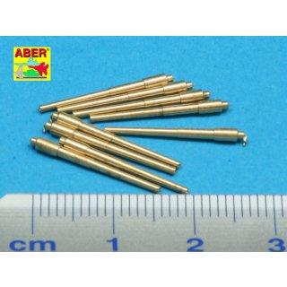 SET OF 9PCS 406 MM BARREL