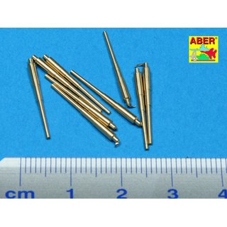 SET OF 9 PCS 406 MM LONG
