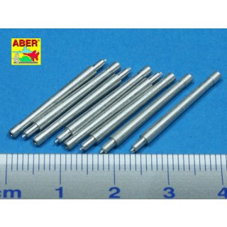 SET OF 8 PCS  380MM SHORT