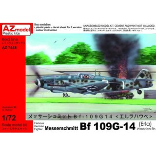 MESSERSCHMITT BF 109G-14