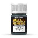 Vallejo Pigments 73.123 Dark Steel