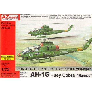 BELL AH-1G HUEY COBRA USM