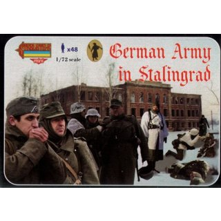 GERMAN ARMY (WWII) IN STA