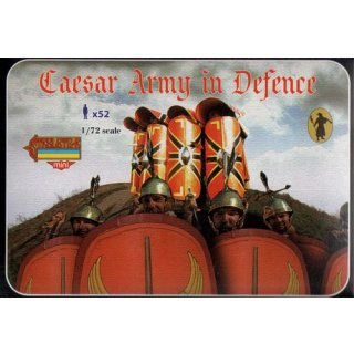 CAESAR ARMY IN DEFENCE. A