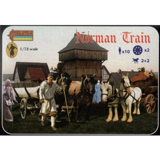 NORMAN TRAIN. DARK AGES