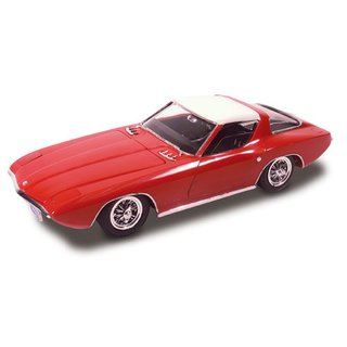 1/25 Ford COUGAR II
