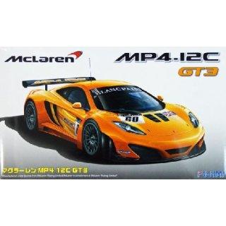 1/24 Fujimi MCLAREN MP4-12C GT3