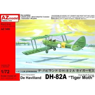 DE HAVILLAND DH-82 TIGER