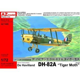 DE HAVILLAND DH-82 TIGER