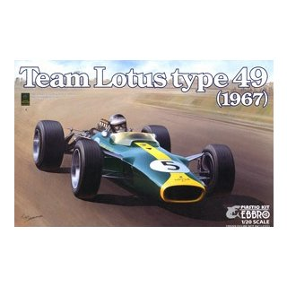 1/20 Ebbro LOTUS TYPE 49  1967