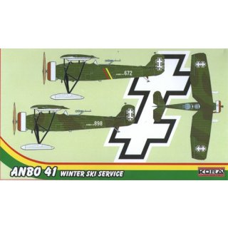 ANBO 41 WINTER SKI SERVIC