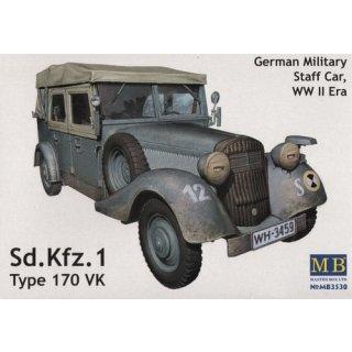 MERCEDES-BENZ VK-170 (3 I