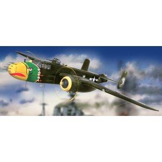 B-25J MITCHELL THE STRAF