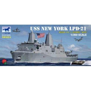 USS LPD-21 NEW YORK