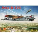 AVIA B-135 BULGARIA. 4 DE
