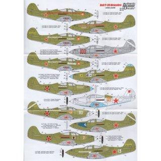BELL P-39 AIRACOBRA (LEND