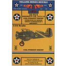 BOEING P-12E USAAC BI-PLA
