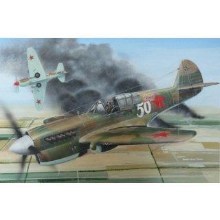 CURTISS P-40E WARHAWK (US