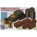1/35 AFV Club Bofors & M42 40mm Gun Ammunition &...