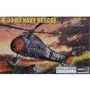 H-34 US NAVY RESCUE.