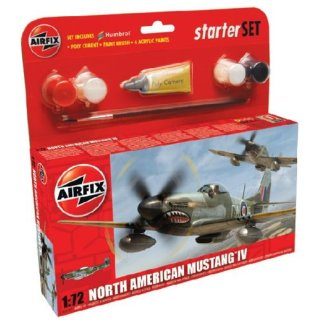 NORTH-AMERICAN P-51D MUST