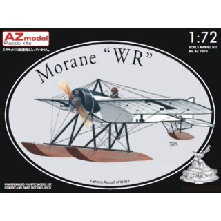 Morane-Saulnier WR with floats