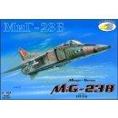 MIKOYAN MIG-23B (TYPE 32-